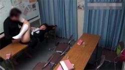 【JCセックス盗撮動画】学習塾講師がタイプの教え子をクロロホルムで眠らせたら性交に及ぶ!の画像