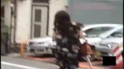 【アナルオナニー盗撮動画】おまんこだけでは満足出来なくなったお姉さんがお尻の穴で自慰する様子!の画像