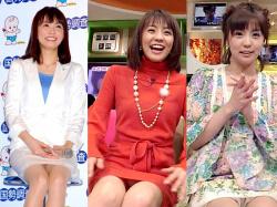 パンチラOK!小林麻耶のスカートパンチラでKO勝利した厳選画像70枚の画像