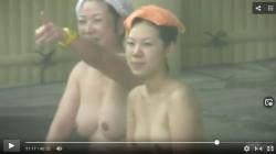 【お風呂盗撮】妙齢の素人嬢達の緩んだ裸体が惜しげなく堪能出来ちゃう銭湯盗撮の画像