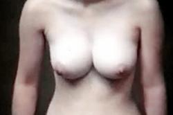 無修正 盗撮【露天風呂】~乙女の「巨乳・朝風呂 」~「高学年JS」「JC」「JK」女子の若い「オッパイ」と「おマ●コ」を撮影~!!の画像