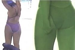 盗撮 赤外線カメラ【アスリート女子】~「競技会」の控室で「競泳JC」女子の「水着」を「隠し撮り」~透ける「マ●コ」と「乳首」~!!の画像