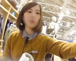 【逆さHERO】某アメカジショップスタッフを逆さ撮り!の画像