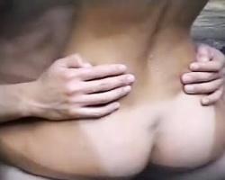 露天風呂隠撮!二人きりの浴場で欲情するカップルを隠し撮りの画像