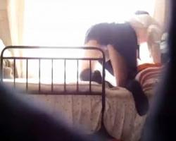 家庭内隠撮 娘の部屋にカメラを設置!私生活をこっそり隠し撮りの画像