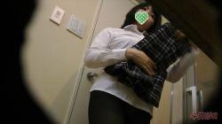 着替え隠撮 校則違反!?厳しいルールを破ったお嬢様☆【マル秘】制服~スク水の画像
