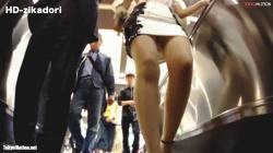 #盗撮的妄想ニュー#駅で10代女子学生のパンティを隠し撮りした駆け出しの撮り師がプロの目利きでお縄になる#Case267#の画像