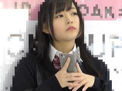 【盗撮】パイパンにしてるだけあって痴漢を受け入れてる会えるアイドルクラスの女子校生♪の画像