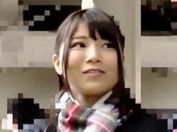 【盗撮動画】痴漢の最初のターゲットだった友達のかわりにもらい事故でレイプされた女子校生♪の画像
