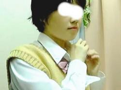 【盗撮動画】KになりたてでまだまだCっぽいJKがちっぱい用ブラの試着を隠し撮りされた件♪の画像
