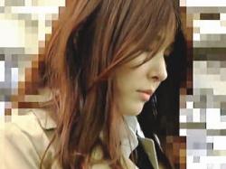 【盗撮動画】痴漢に手マンで逝かされた挙句に中出しレイプもされた美人系スレンダーOL♪の画像