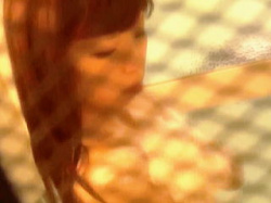 【盗撮動画】金網越しでも美人は美人!セクシーシャワータイムを覗き撮りされたビーナスJD♪の画像