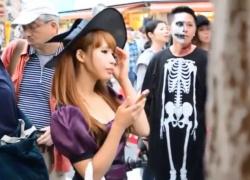 《盗撮動画》イベント会場でコスプレ美少女に痴漢してる男やばすぎワロタwwwwの画像