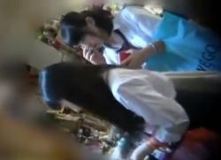 マジやべぇ!大人と子供のちょうど中間のSランク美少女JKのパンチラ盗撮の画像