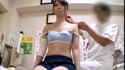 【マッサージ盗撮】部活で痛めた肘を治療しにきたJK♡悪徳整体師に服を脱がされ、戸惑いながらハメられる一部始終を隠撮の画像